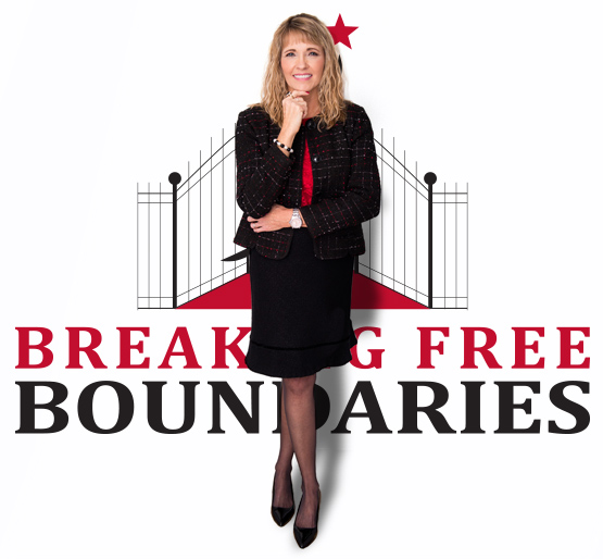Breaking Free Boundaries