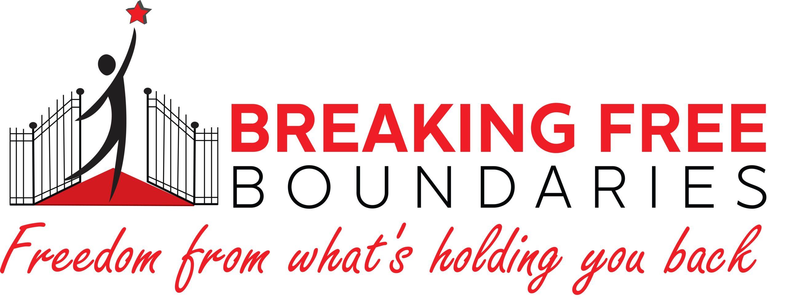 Breaking Free Boundaries